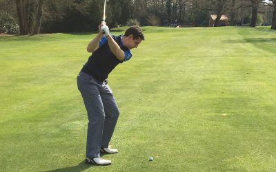 Lockdown Advice for Golfers